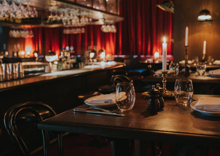 Madame Rouge, Fortitude Valley