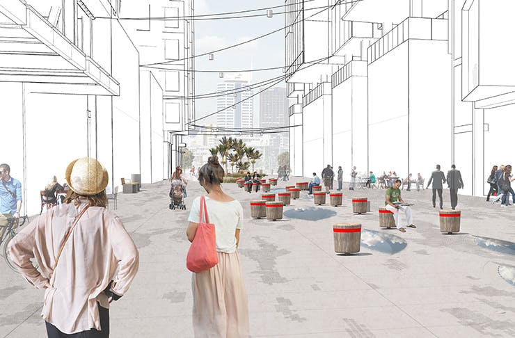 Auckland's Getting A Magical New Laneway!