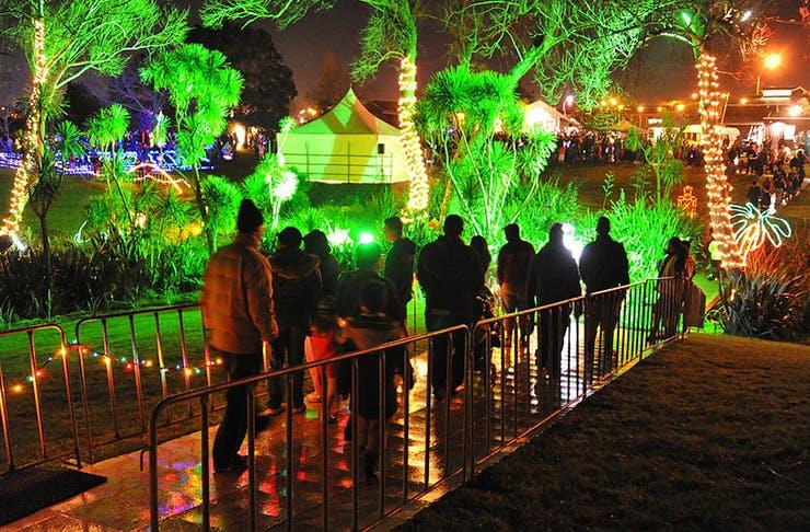 Auckland's Getting A Magical Light Walk!