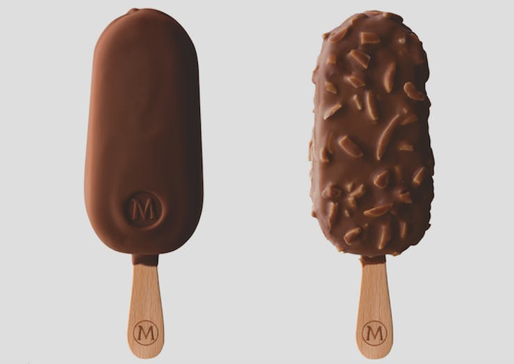 Where To Load Up On Magnum's New Vegan Dessert