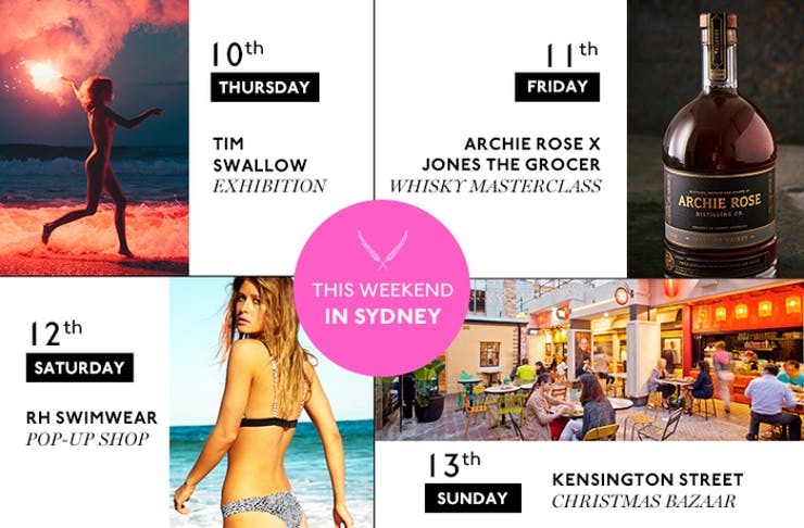Things to do in Sydney December