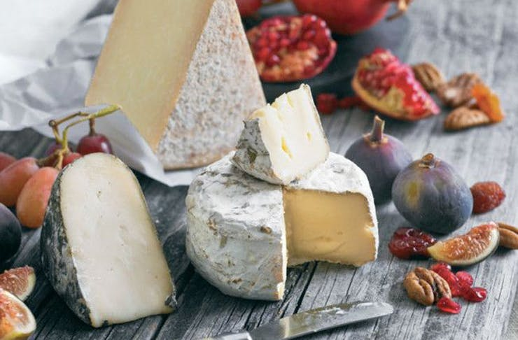 cheese you can eat after excercise