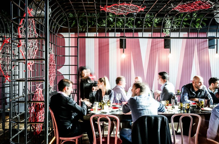 win a VIP experience at Melbourne's best venues