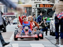 Let's A Go! Real Life Mario Kart Is Coming To Brisbane
