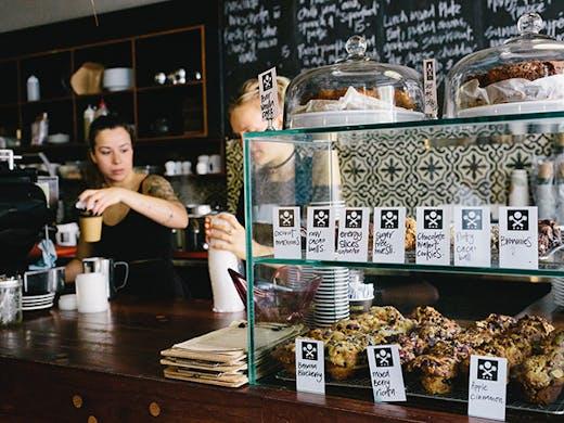 market lane cafe in Manly