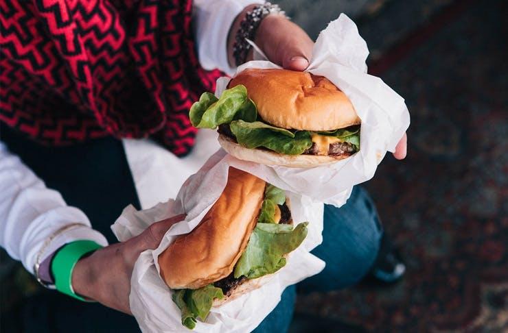 Marys Burgers & Mental Note Wine Tasting
