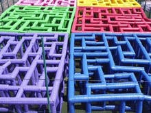 Get Lost In 'The World's Largest Inflatable Maze' This Summer