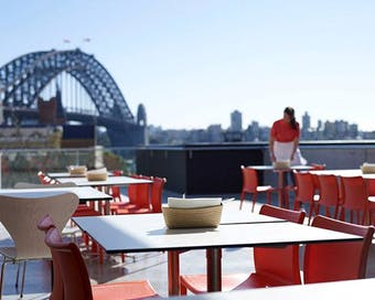 MCA Cafe & Sculpture Terrace