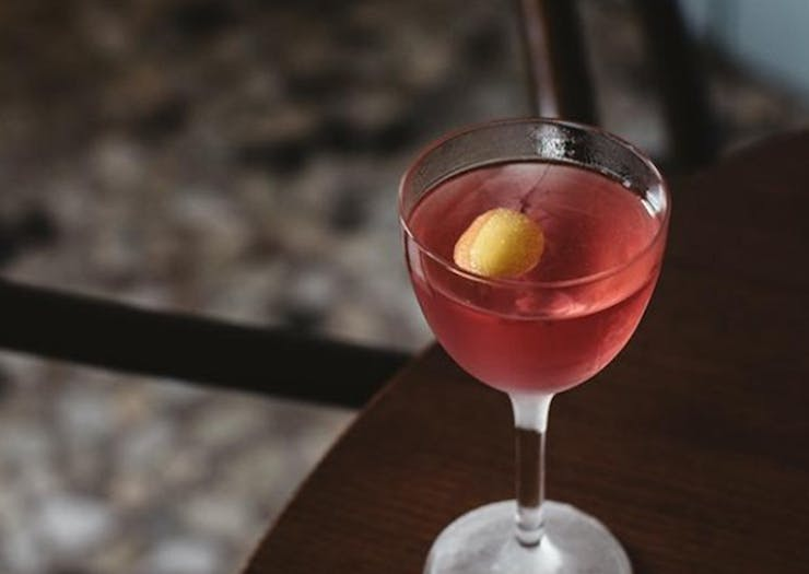 Everything You Need To Drink At MCF According To World Class Bartender, Orlando Marzo