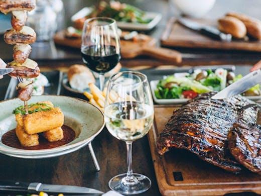 Meat & Wine Co best steak house sydney