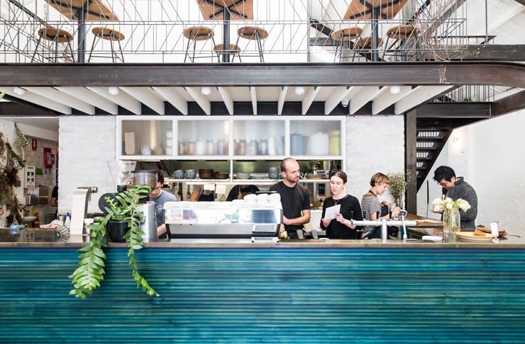 Mecca Alexandria cafe in Sydney - Sydney best coffee