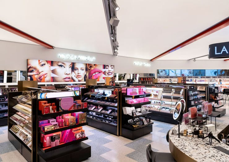 Dial Up The Glam, MECCA's Outrageous New Wonka-Style Sydney Flagship Opens Next Week