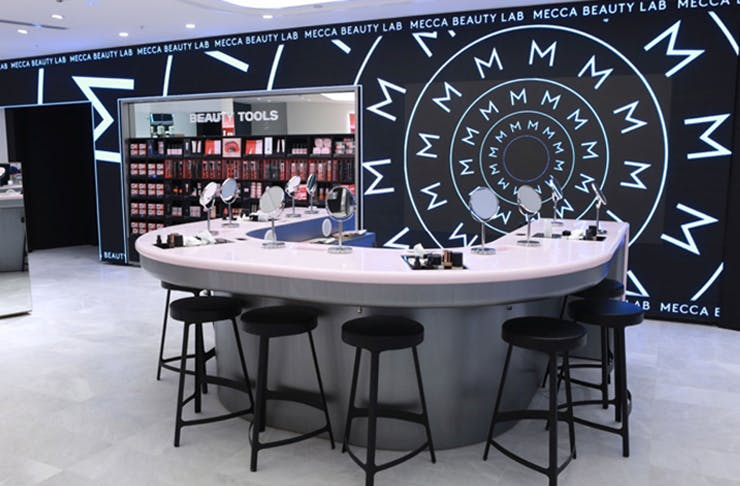 NZ's Biggest MECCA Concept Store Is Opening In Auckland And Goodbye Pay Check
