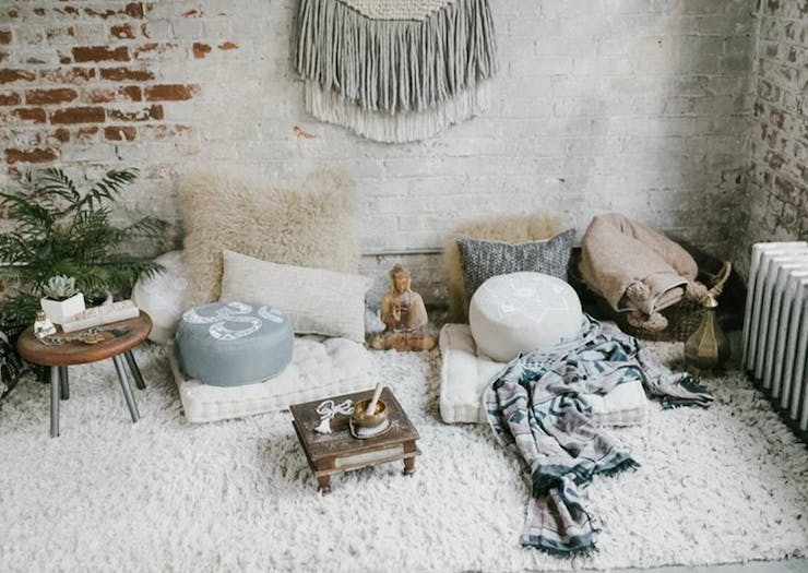 How To Create The Ultimate Zen Meditation Space