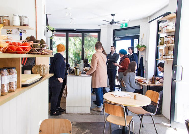 Meet Gerard cafe in Sydney