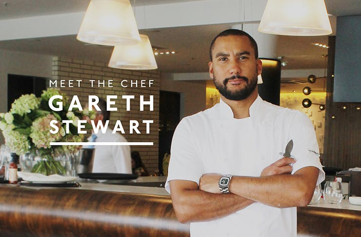 Meet The Chef: Gareth Stewart