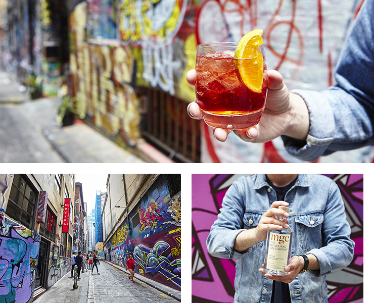 Melbourne Gin Co 1