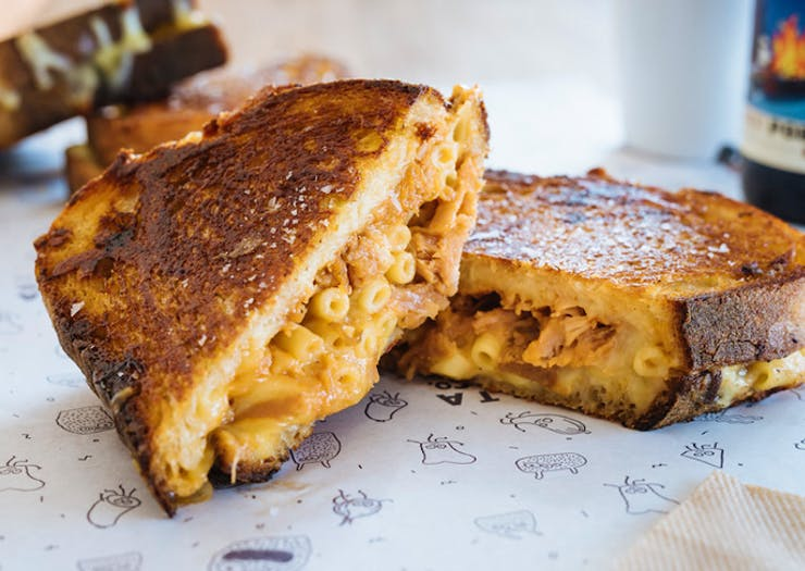 8 Of Melbourne's Best Cheese Toasties