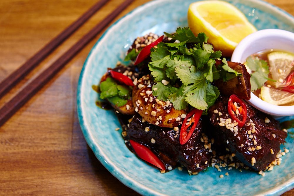 Where To Get Melbourne's Best Sticky Ribs