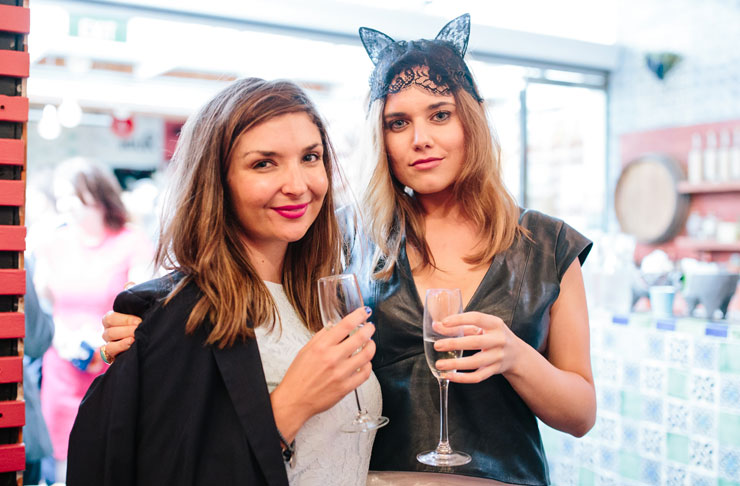 melbourne cup in Sydney best dressed