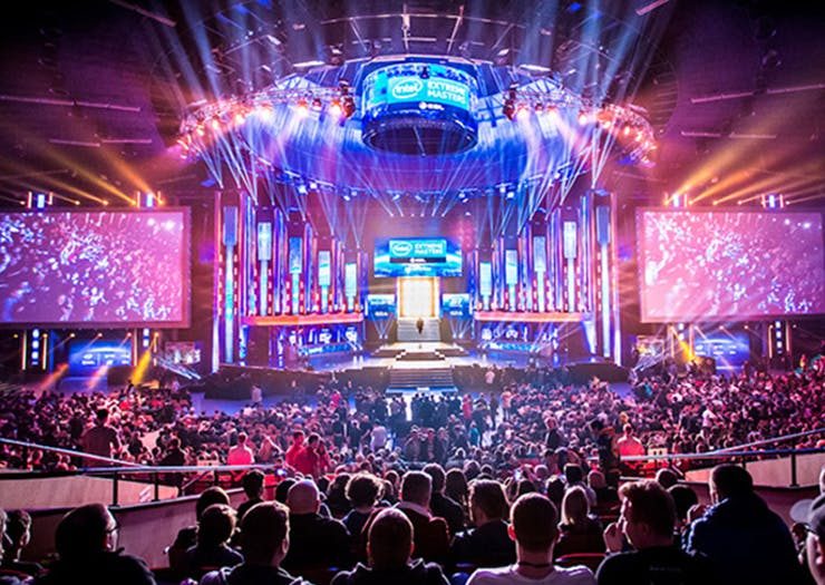 Australia's Biggest eSports Tournament Is Rocking Melbourne This Weekend