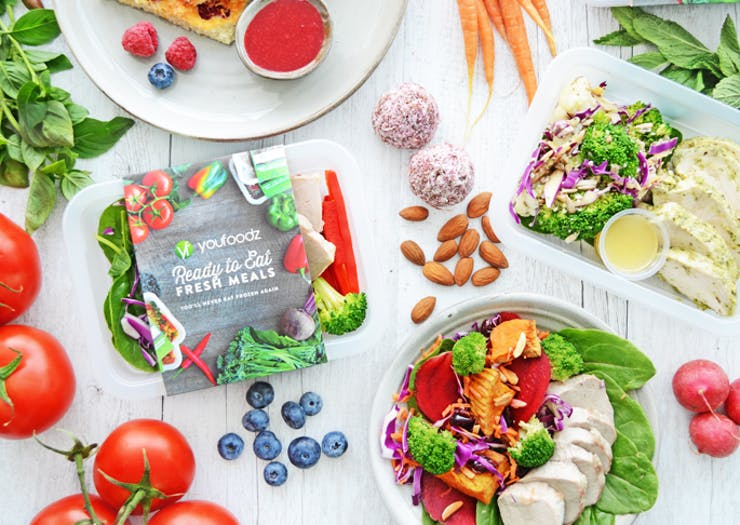 Melbourne Food Delivery Healthy Youfoodz