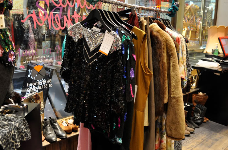 This is the most exciting store in Melbourne for accessories, International Labels, a fabulous selection of Bags, Jewellery, Wraps, Shoes & Boots, and clothing. A must visit.