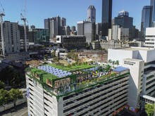 Melbourne's First-Ever Sky Farm Will Live On The Banks Of The Yarra