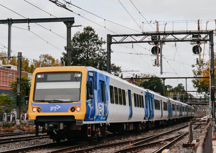 melbourne-train-network