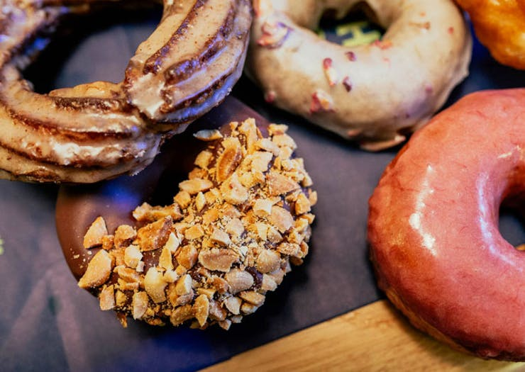 24 Melbourne Doughnut Shops That Will Spin You Right 'Round