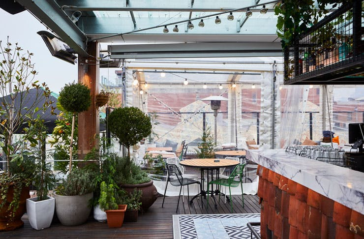 Here's Where You Can Find Melbourne's Best Rooftop Bars