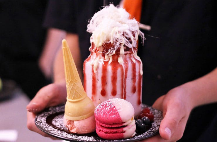 10 Of Melbourne's Most OTT Desserts