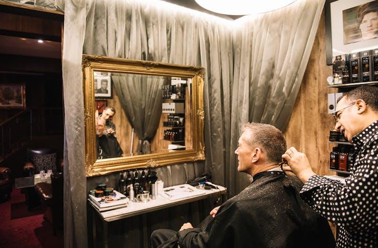 Men + Co Melbourne best Barbers Melbourne
