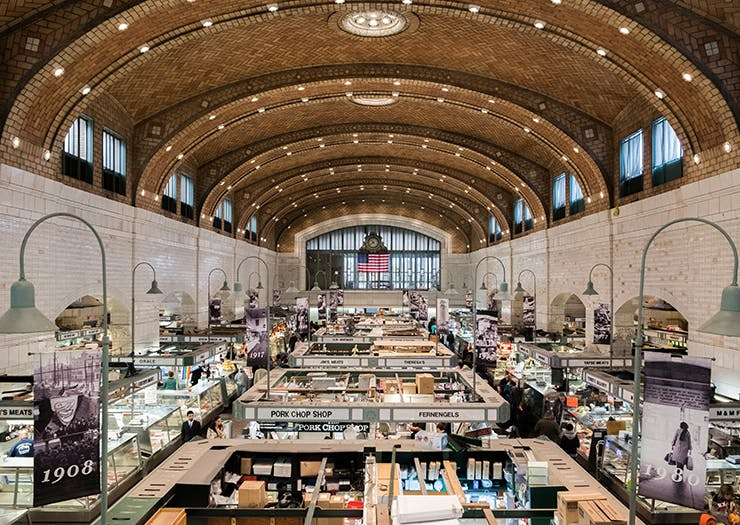 A HUGE Food Hall-Slash-Marketplace Is Opening In October And We're Frothing So Hard