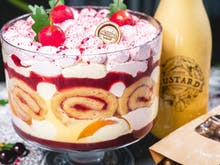 Messina Is Dropping A Christmas Gelato Trifle And Our Bodies Are Ready