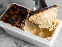 Gelato Messina Is Dropping A Basque Cheesecake-Topped Gelato Tub Next Week