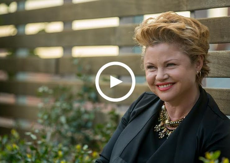 Close Encounters | Mimco's Cathryn Wills