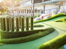Grab Your Putter, Brisbane Just Scored A New Outdoor Mini Golf Course