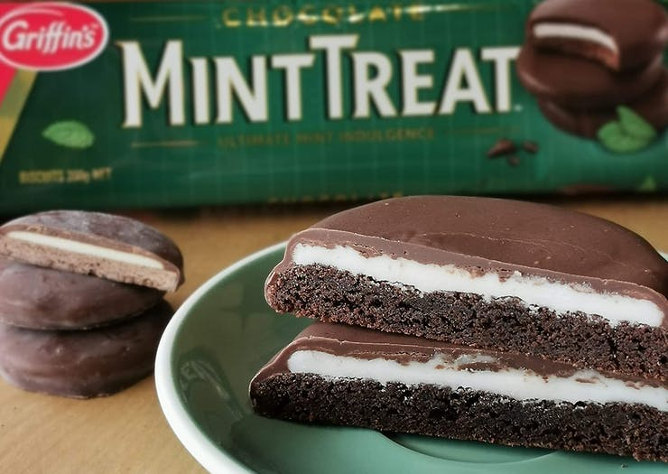Attention MintTreat Fans, Moustache Have Just Dropped The Chocolate Peppermint Cookie Of Your Dreams