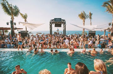A Mobile Disco Is Coming To This Stunning Bali Beach Club