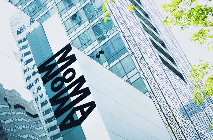 moma free online courses