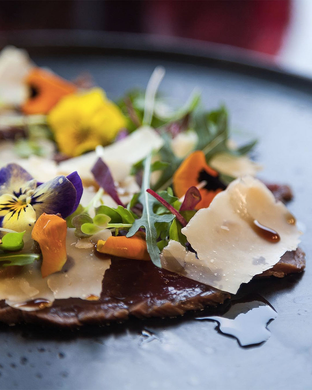 A delicious looking dish at The Monday Room.