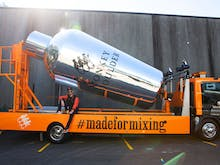 A Giant Cocktail Shaker Is Serving Up Free Cocktails In Melbourne's North Tomorrow