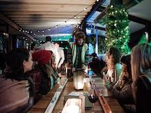 Melbourne's Mont Plonk Après Ski Bar Is Back