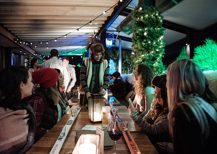Melbourne's Mont Plonk Après Ski Bar Is Back