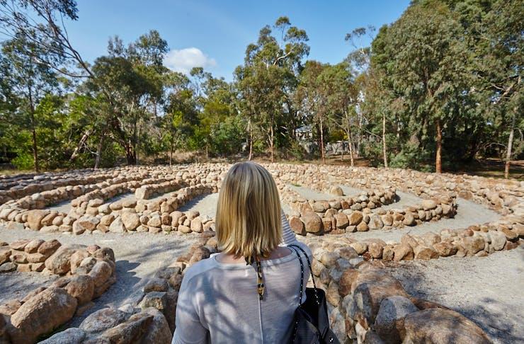 mornington peninsula maze