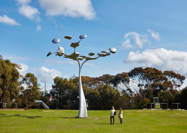 mornington peninsula sculpture