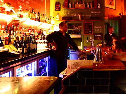 Mo's Bar Auckland City