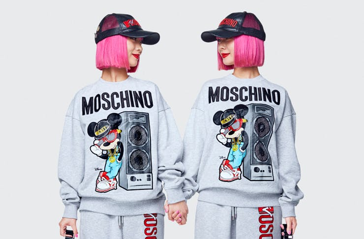 Moschino x H&M | The Urban List