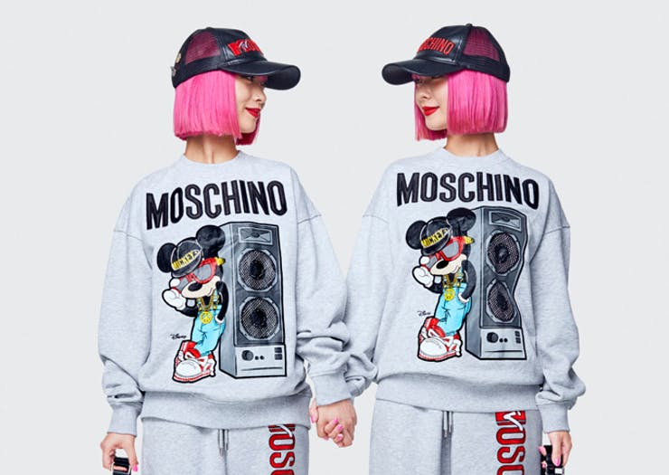 Here's Everything You Need To Know About The H&M x Moschino Collab
